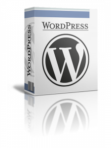 installing wordpress
